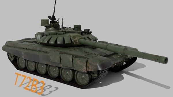 tanks 3D