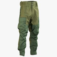 3D realistic hunting pants 2
