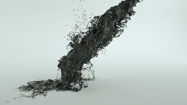 3D black water