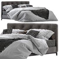 minotti bed model