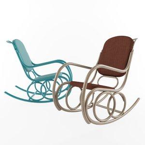 ton armchair 3D