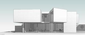3D casa itatiba ar arquitetos model
