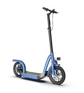 e-scooter 1 3D model