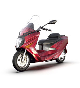 dosch e-scooter 2 model
