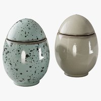 realistic eggs easter 3D