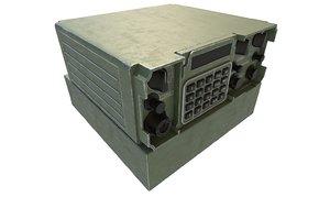 3D frequency vhf radio