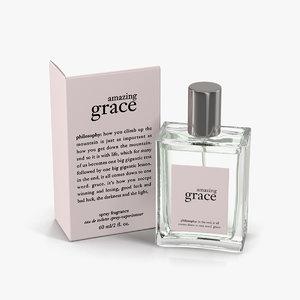 parfum box 3D