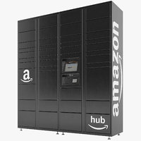 amazon delivery lockers model