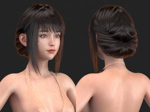 3D high-quality realism
