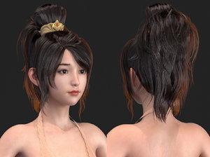 high-quality realism 3D model