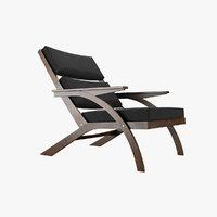 chair v22 3D model