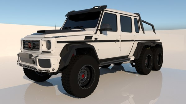 mercedes g63 amg 3D model