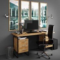set workplace model