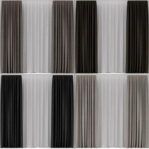 curtains drapes model