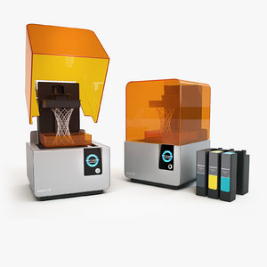 printer formlabs 2 3D