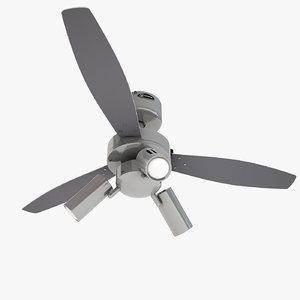 jet westinghouse fan 3D model