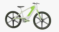 3D electric bike 5 model