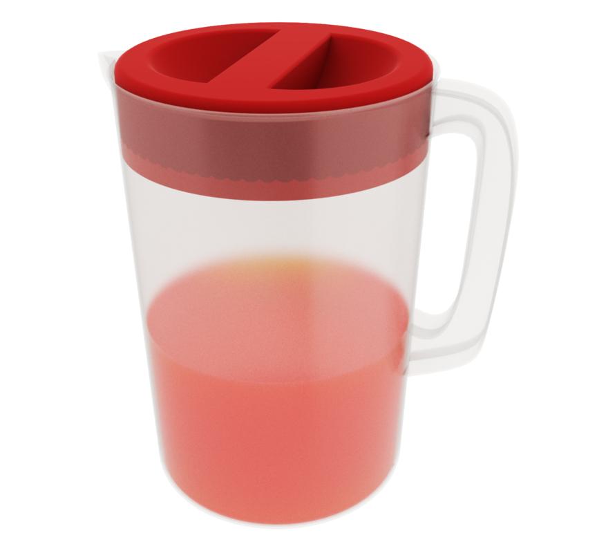 plastic pitcher model