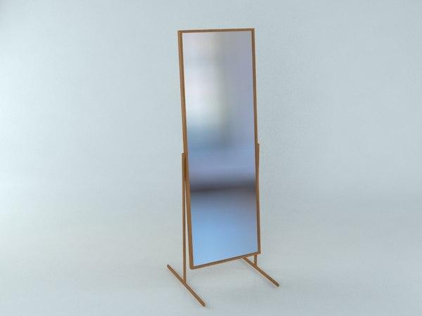 3D mirror architectural