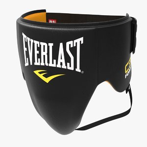 3D protective cup boxer model