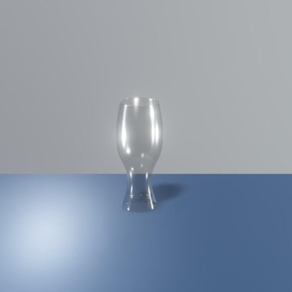 glass weizen model
