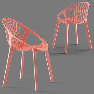 3D loftdesigne chairs 30233