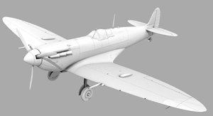 supermarine seafire model