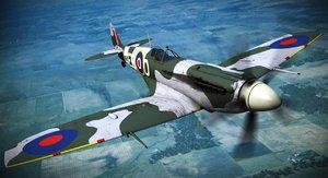 supermarine spitfire squadron aircraft x