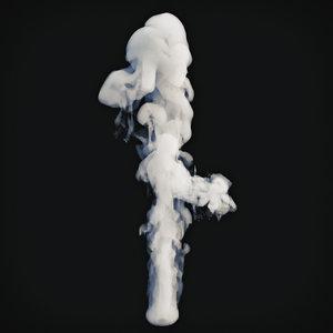smoke 20 3D model