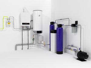 boiler buderus u072-35 drazice model