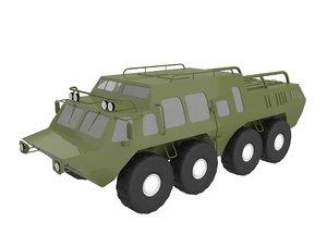 3D 59037 gaz model