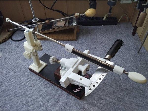 3D rotary mechanism model