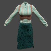 3D clothing fashion