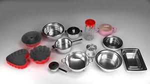 3D model tools pans 2
