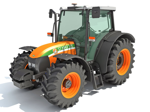 stara tractor model