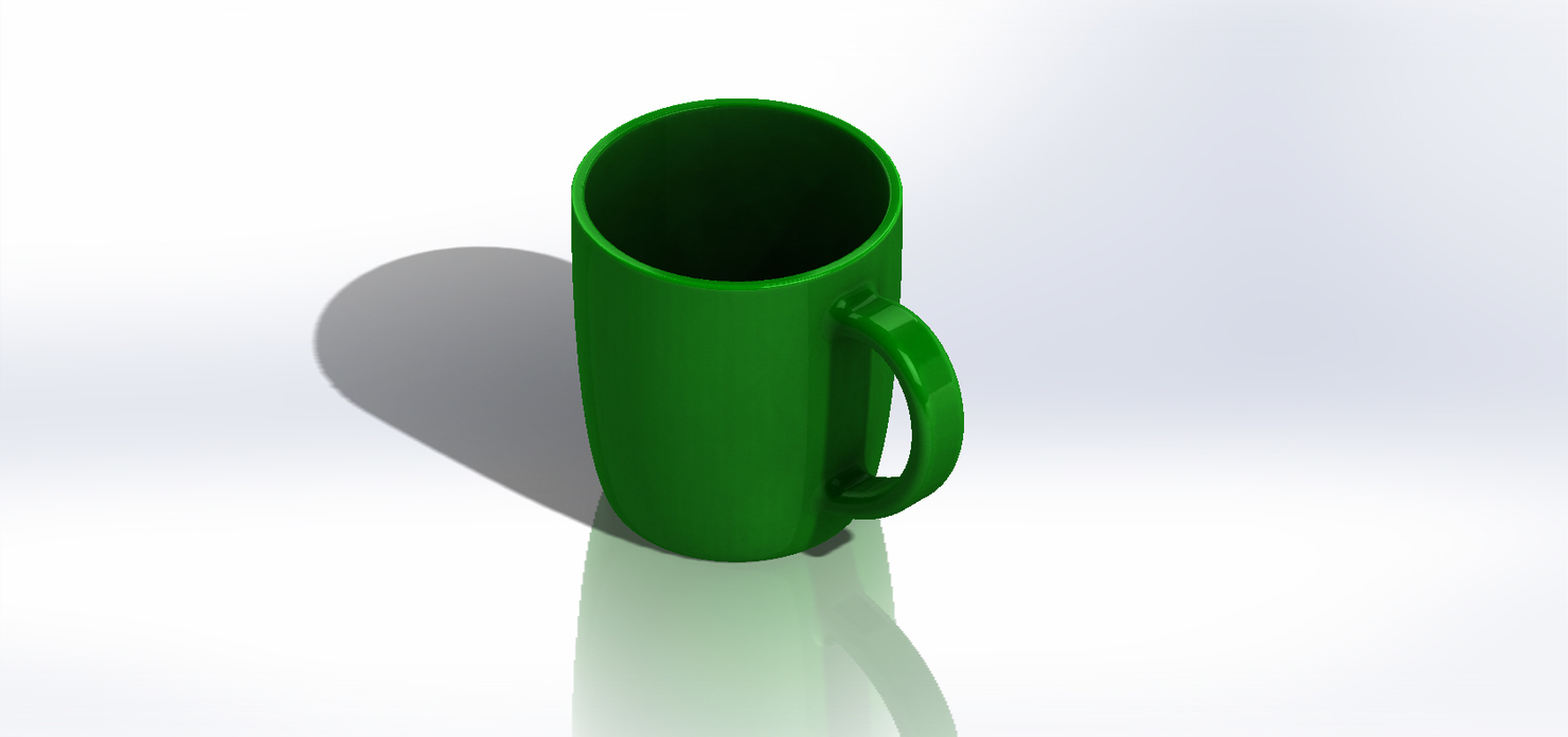 coffe cup 3D
