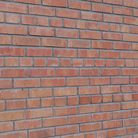 ultra realistic brick wall model