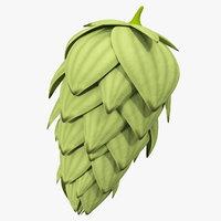 hop cone model
