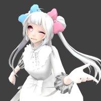 3D lolita model