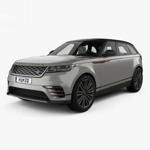 3D range rover edition