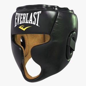 3D boxing training helmet