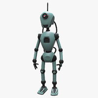 3D bot robot catrig