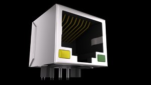 3D ethernet net