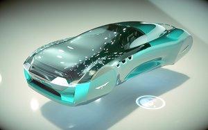 hover car model