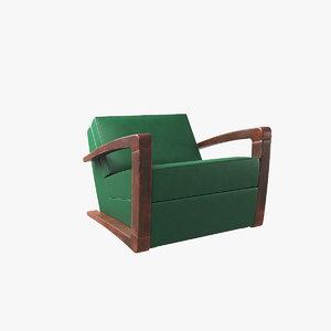 chair v24 3D model