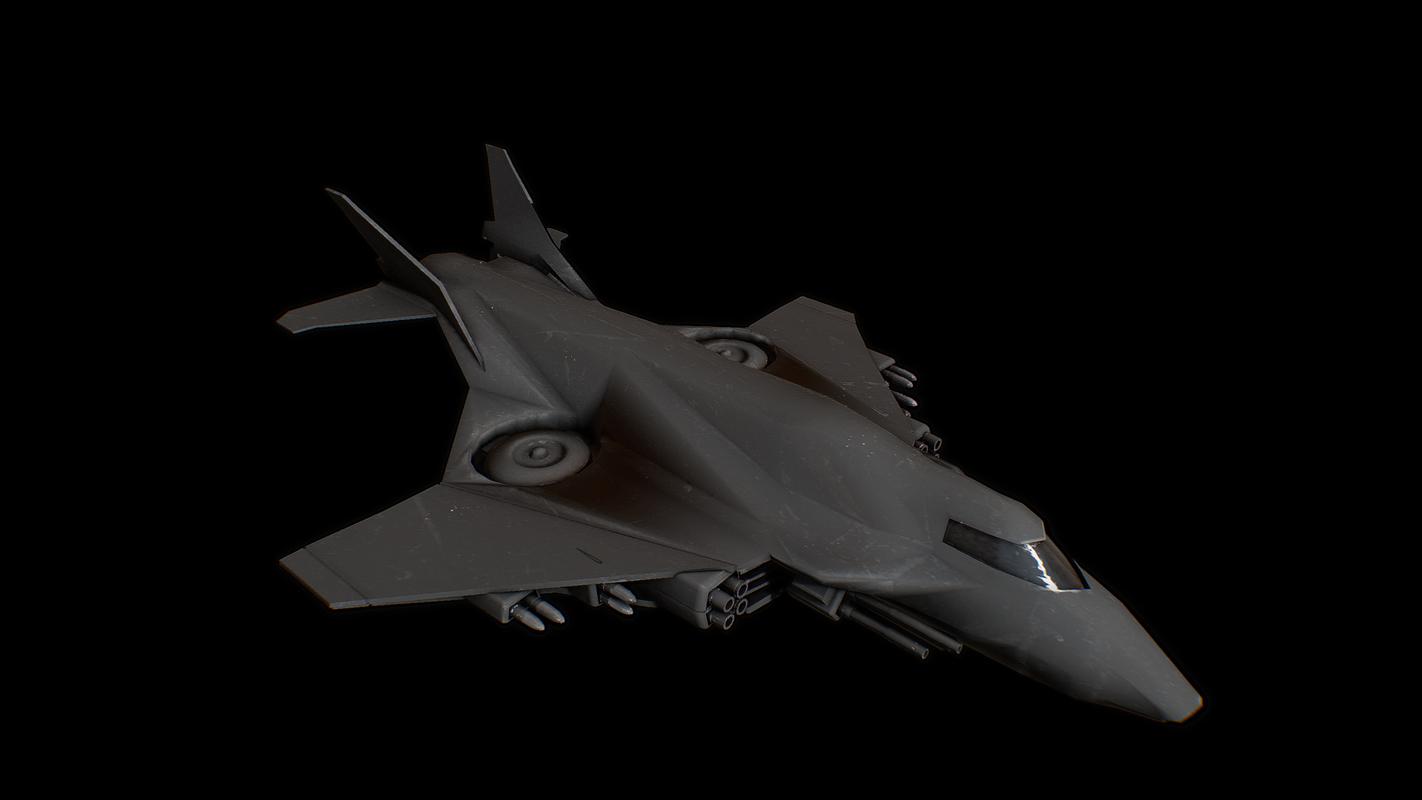 air jet 3D model
