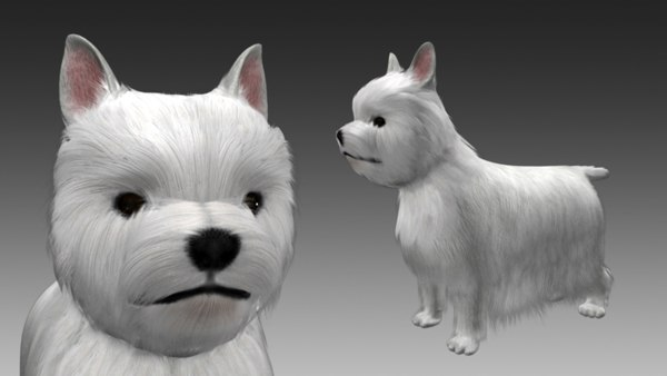 Animated Dog 3D Models for Download | TurboSquid