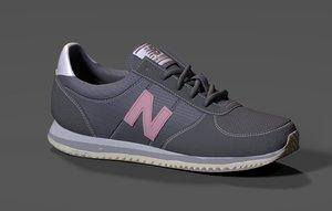 sneaker women nike 3D model