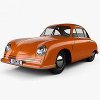 porsche 356 1948 model