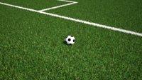 football soccer 3D model